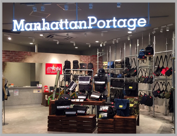 【No.517】Manhattan Portage KYOTO様